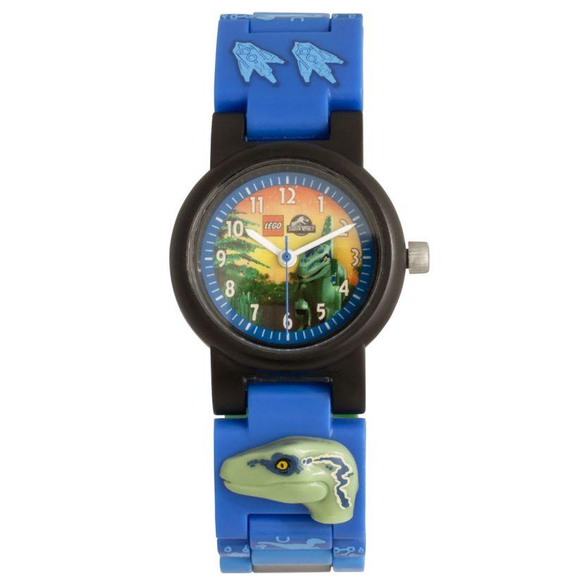 LEGO Jurassic World ručni sat: Plava