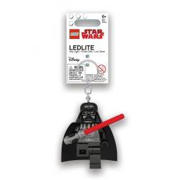 LEGO Star Wars privezak za ključeve: Dart Vejder sa svetlećom sabljom